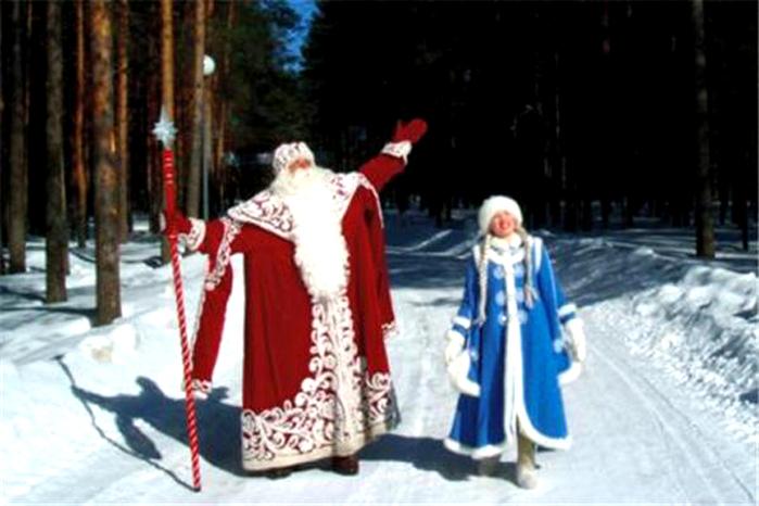 Дед Мороз в минском парке Горького будет принимать малышей за 10-65 тыс. рублей n1.by