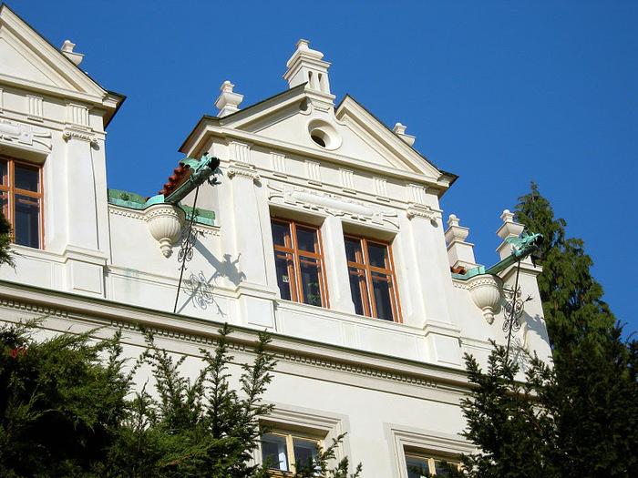 Ботанический сад в Пругонице 63225