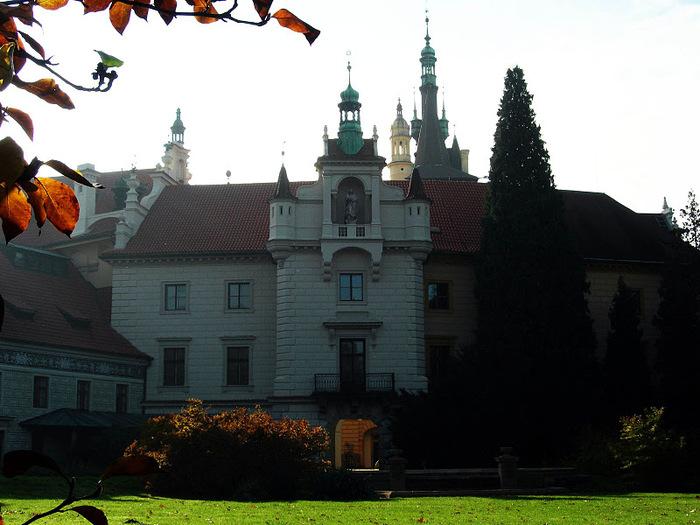 Ботанический сад в Пругонице 48962