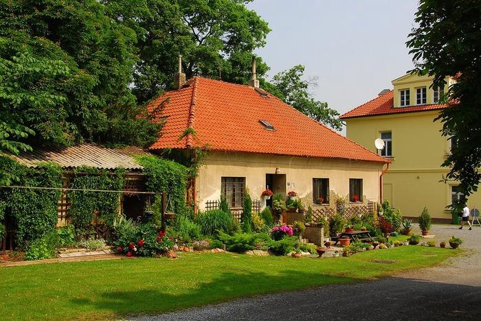 Ботанический сад в Пругонице 11356