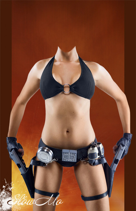 Фотошоп голых девушек фото