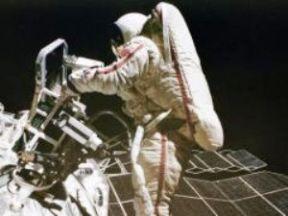 Работа в космосе (288x216, 12Kb)