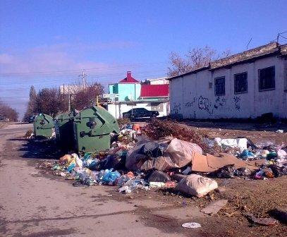 Чистый город (407x336, 66Kb)
