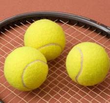 Что можно сделать с теннисным мячом