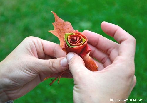 diy_leaf_rose_7 (500x352, 123Kb)