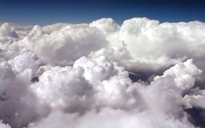 Облака 1, фото