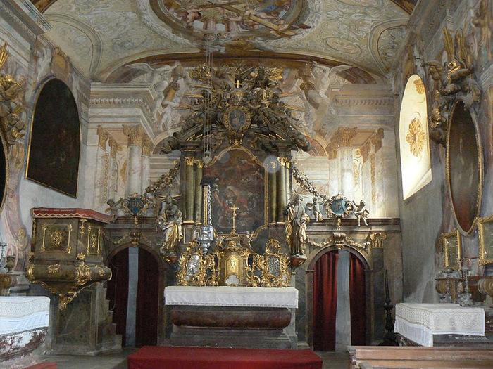 Чехия: Замок Пернштейн 86364