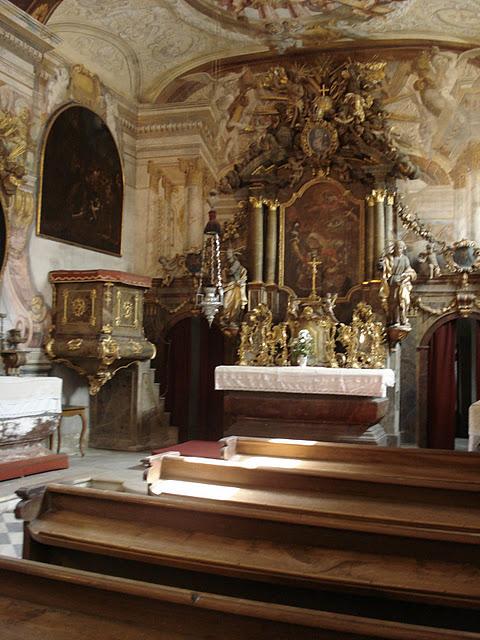 Чехия: Замок Пернштейн 46580