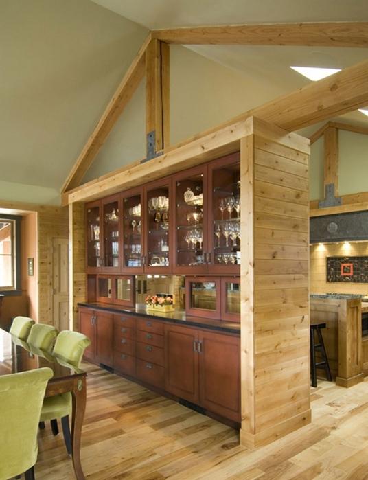 Красивый мини бар для дома и офиса