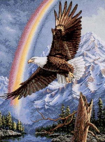 the_promise_-_bald_eagle (400x542, 64Kb)