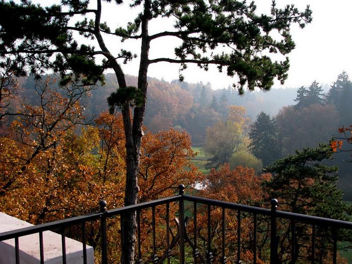 Ботанический сад в Пругонице 10910