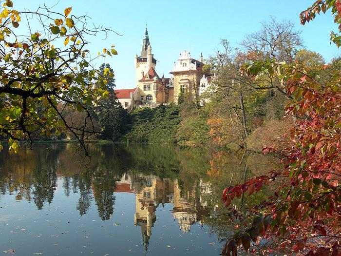 Ботанический сад в Пругонице 85423