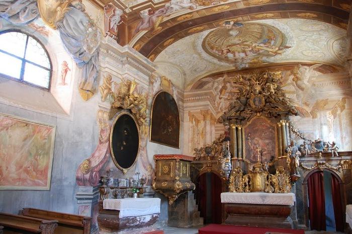 Чехия: Замок Пернштейн 72744