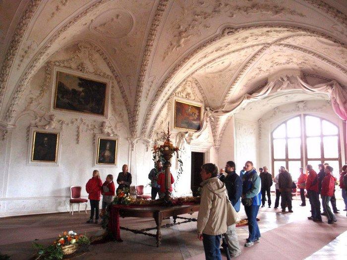 Чехия: Замок Пернштейн 99374
