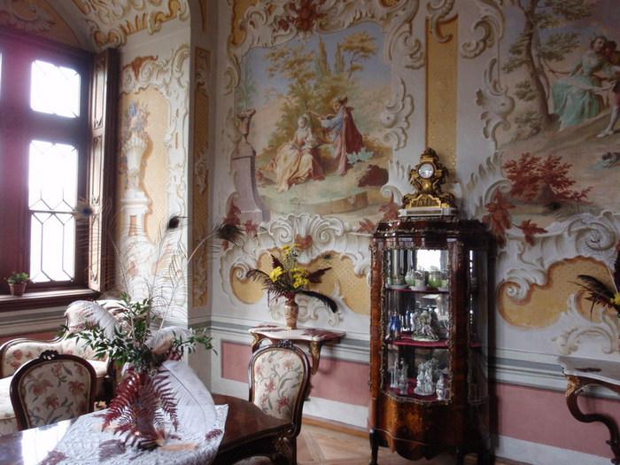 Чехия: Замок Пернштейн 96768