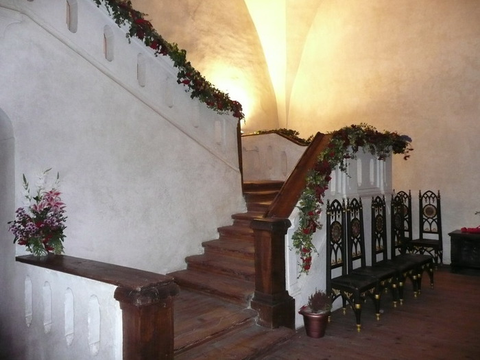 Чехия: Замок Пернштейн 74465