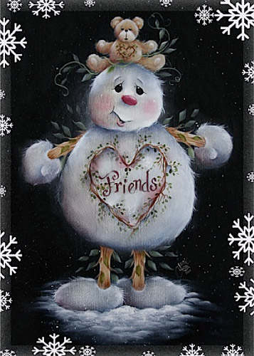 MIL1068_Snowman_and_Bear (357x500, 77Kb)