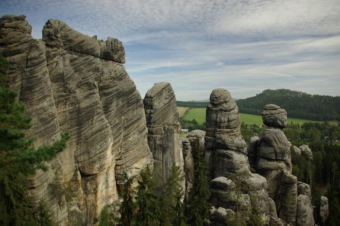 Адершпаско-Теплицкие скалы 29862