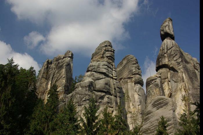 Адершпаско-Теплицкие скалы 65256