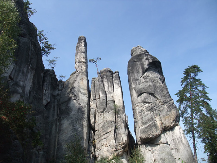 Адершпаско-Теплицкие скалы 52830