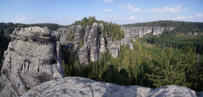 Адершпаско-Теплицкие скалы 78154