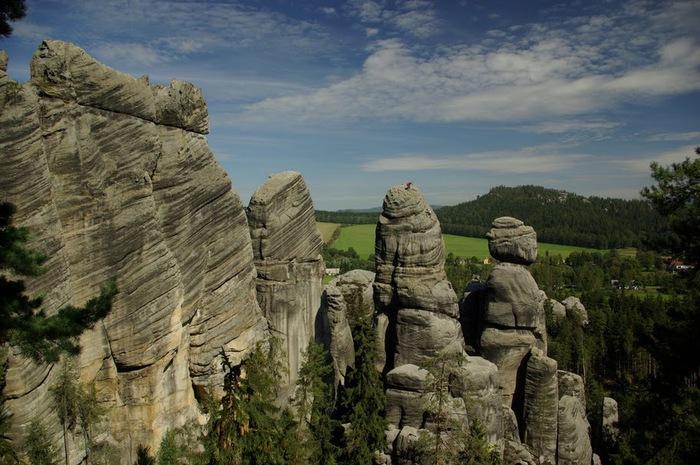 Адершпаско-Теплицкие скалы 41639