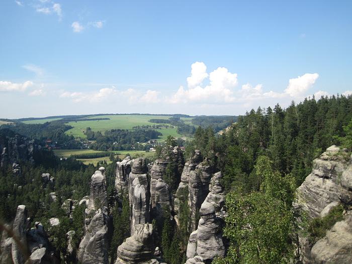 Адершпаско-Теплицкие скалы 42576