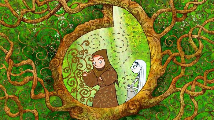 80301185 Samuyy krasivuyy multfilm Tayna Abbatstva Kells 6 Самый красивый мультфильм Тайна Аббатства Келлс