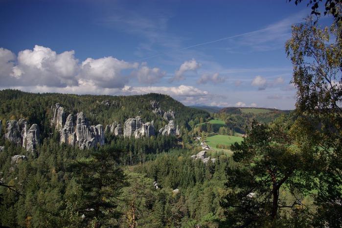 Адершпаско-Теплицкие скалы 83638