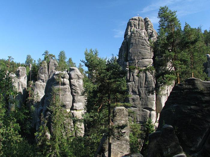 Адершпаско-Теплицкие скалы 57767