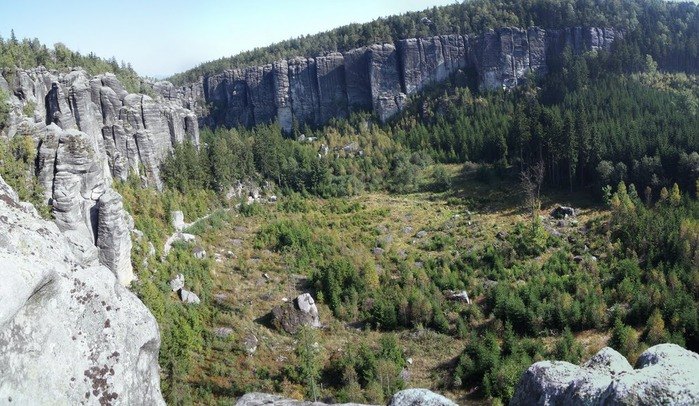Адершпаско-Теплицкие скалы 82385