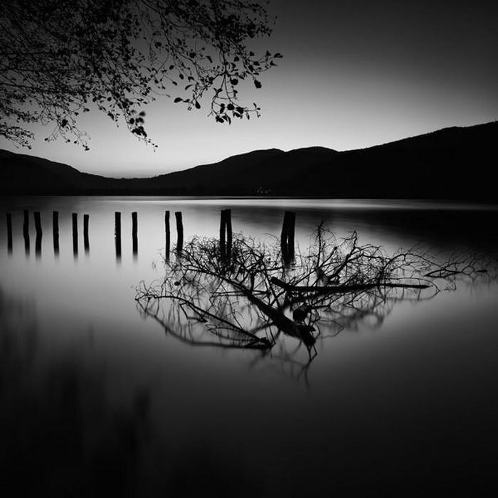 Длинная выдержка на фотографиях Pierre Pellegrini