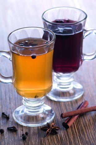 Горячие алкогольные напитки: глинтвейн, грог и сбитень!