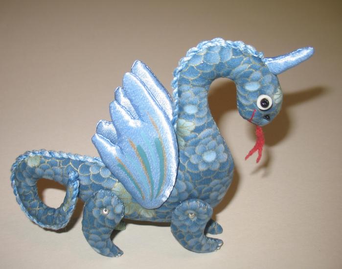 Сшить дракона своими руками фото