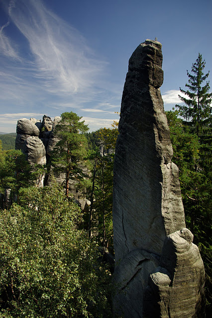 Адершпаско-Теплицкие скалы 60354