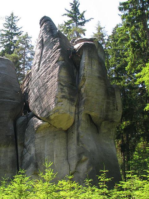 Адершпаско-Теплицкие скалы 54222