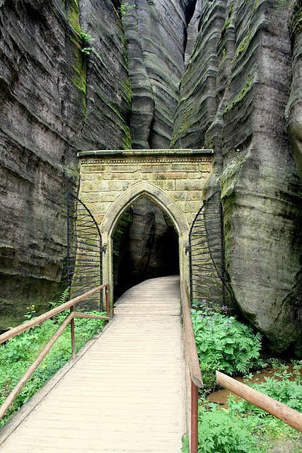 Адершпаско-Теплицкие скалы 16981