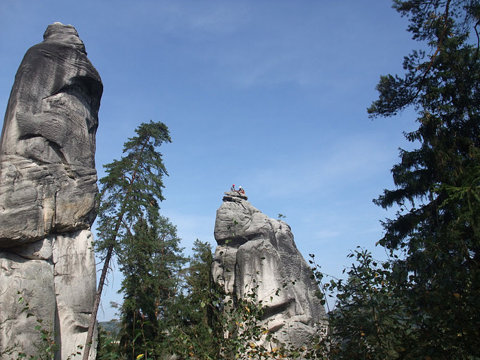 Адершпаско-Теплицкие скалы 44095