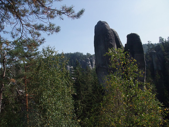 Адершпаско-Теплицкие скалы 71409