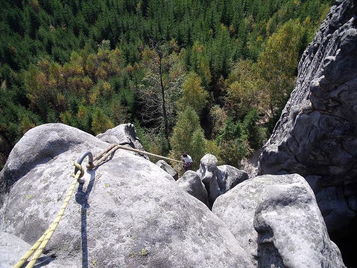 Адершпаско-Теплицкие скалы 78914