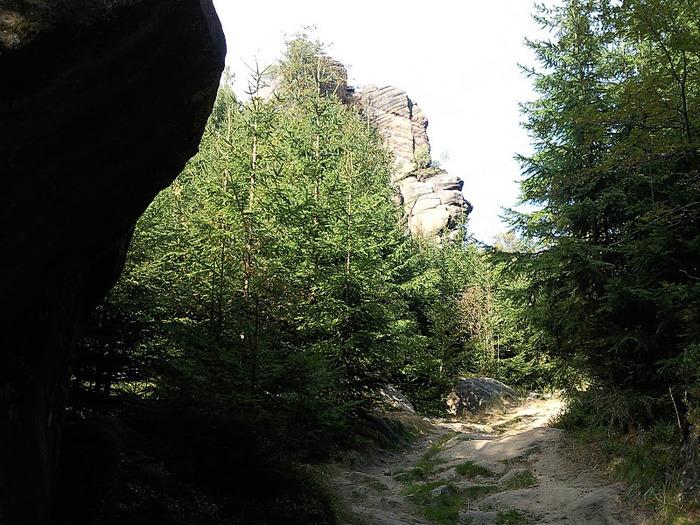 Адершпаско-Теплицкие скалы 86462