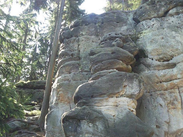 Адершпаско-Теплицкие скалы 73698