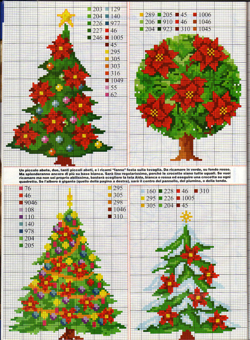 дерево рождественское