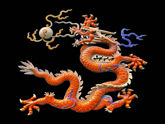 Год 2012-й, согласно китайской традиции - год черного (водяного) Дракона.  Это животное в Китае является священным...