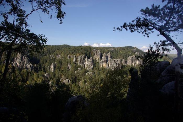 Адершпаско-Теплицкие скалы 35731