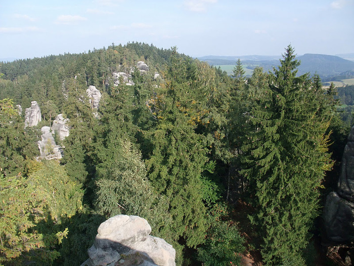 Адершпаско-Теплицкие скалы 90577