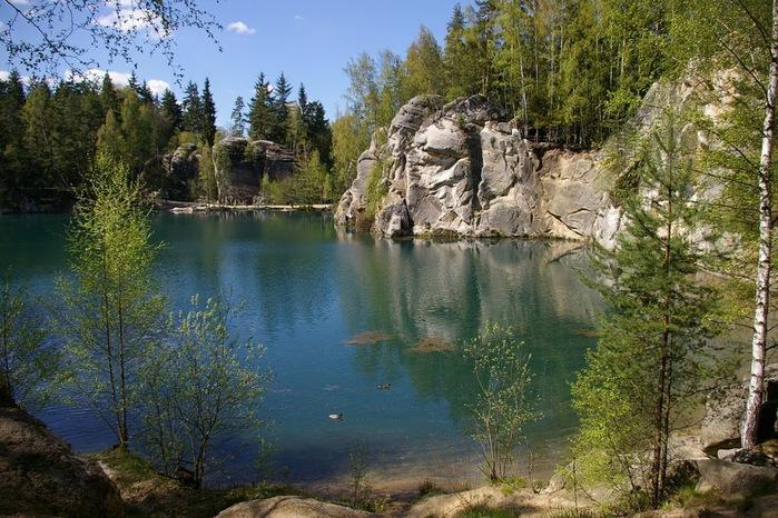 Адершпаско-Теплицкие скалы 56614