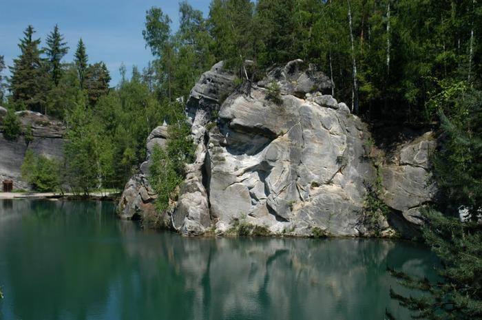 Адершпаско-Теплицкие скалы 87917