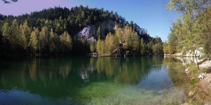 Адершпаско-Теплицкие скалы 88278