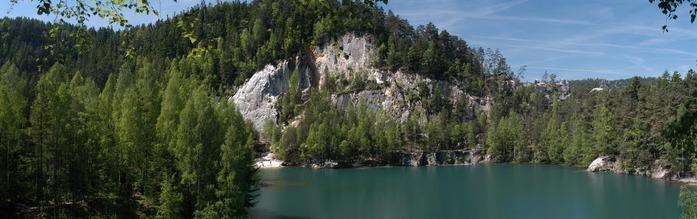 Адершпаско-Теплицкие скалы 81596